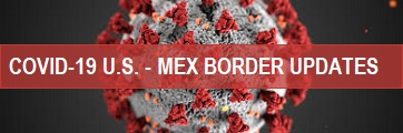 US MEXICO BORDER UPDATES
