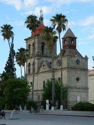 church in mexico