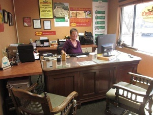 Inside Nogales Office - Sanborns Mexican Insuance